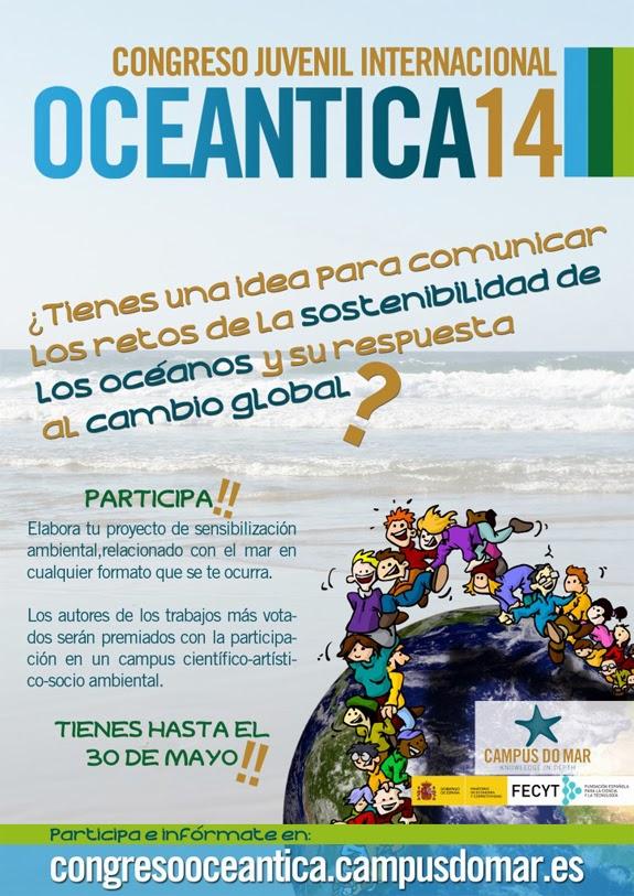 La Mar Salao Congreso oceántica