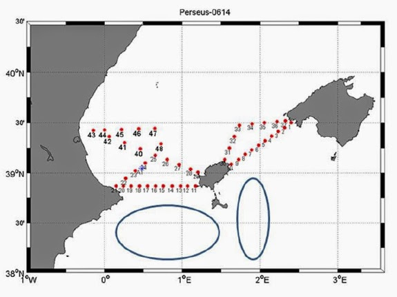 La Mar Salao Proyecto Perseus