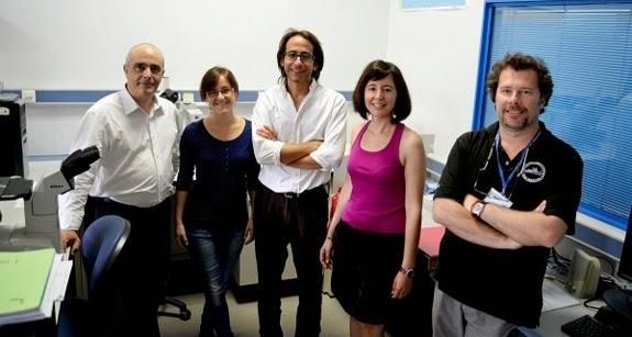La Mar Salao UCA investigadores