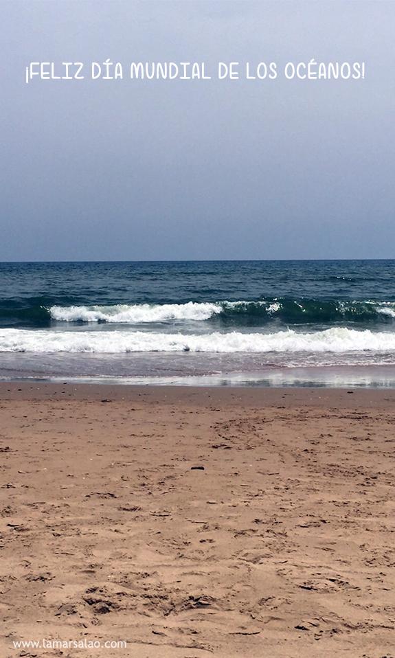 La Mar Salao Día mundial de los oceanos 2015