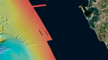 la mar salao canales submarinos ieo