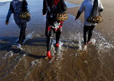 la mar salao concurso mujeres pescadoras