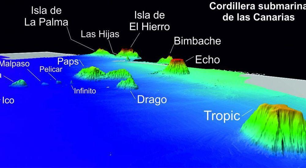 la mar salao montes submarinos canarias