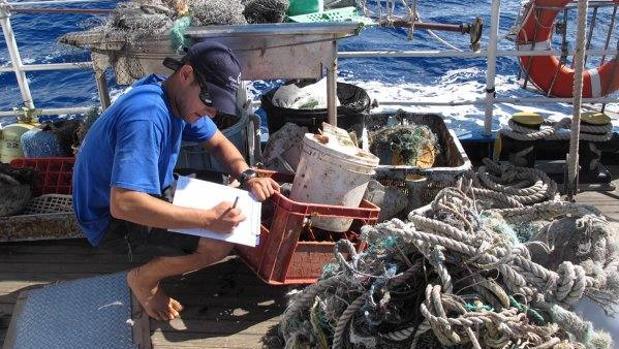 la mar salao residuos plasticos marino