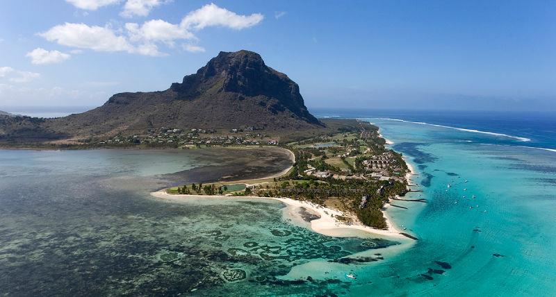 La Mar Salao Isla Mauricio
