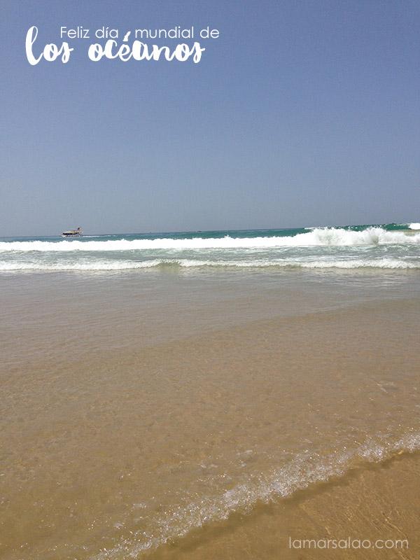 La Mar Salao Dia mundial de los oceanos