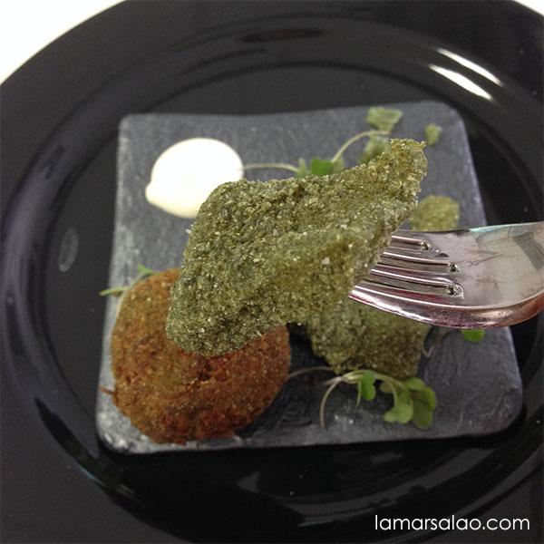 La mar salao las algas se comen